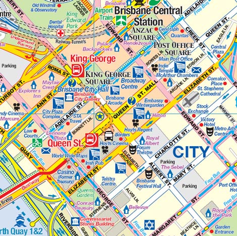 Auckland City Map Pdf