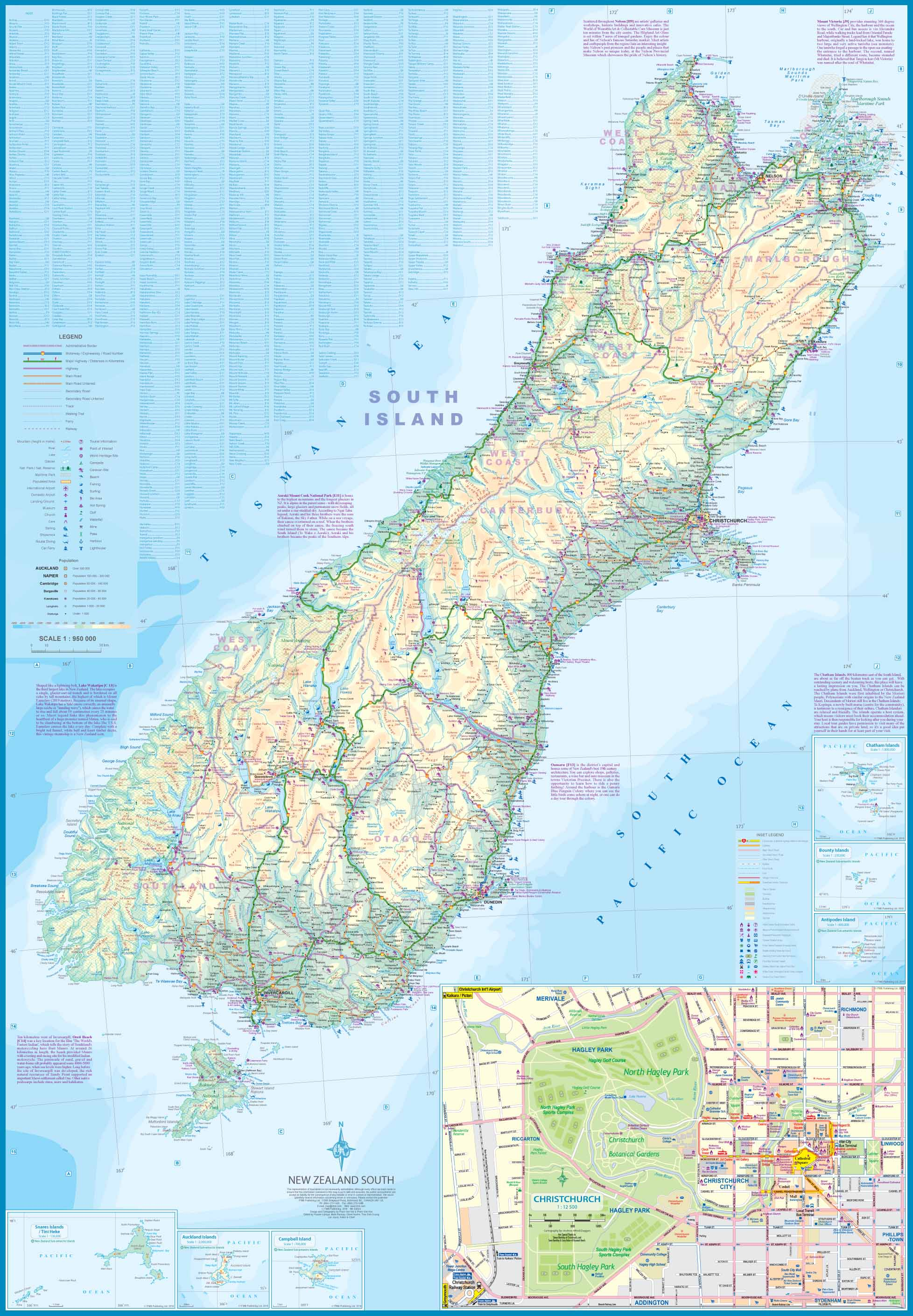 Topographic Map Of New Zealand.Maps For Travel City Maps Road Maps Guides Globes Topographic Maps