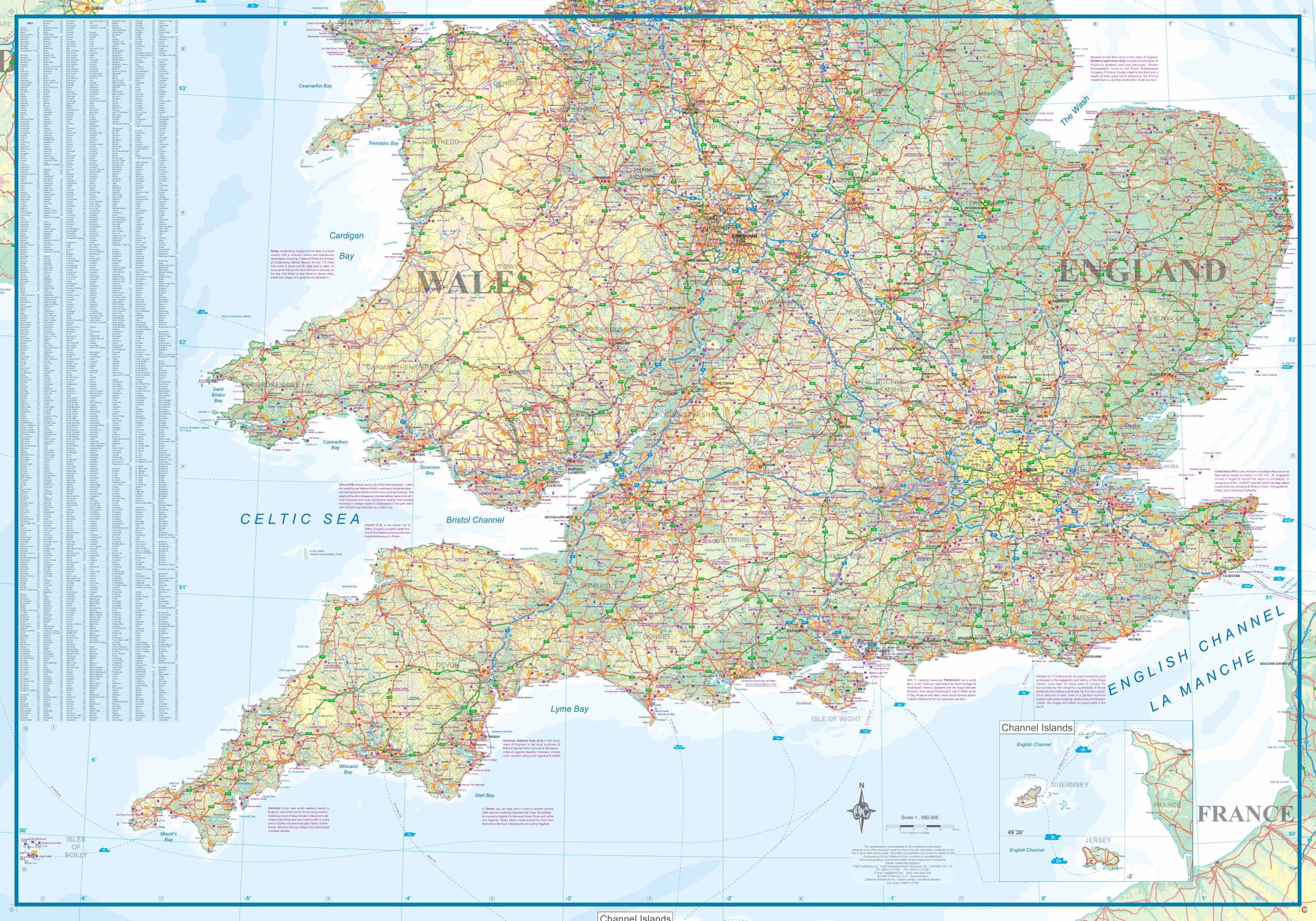 Map Of Southern Ireland Cities.Maps For Travel City Maps Road Maps Guides Globes Topographic Maps