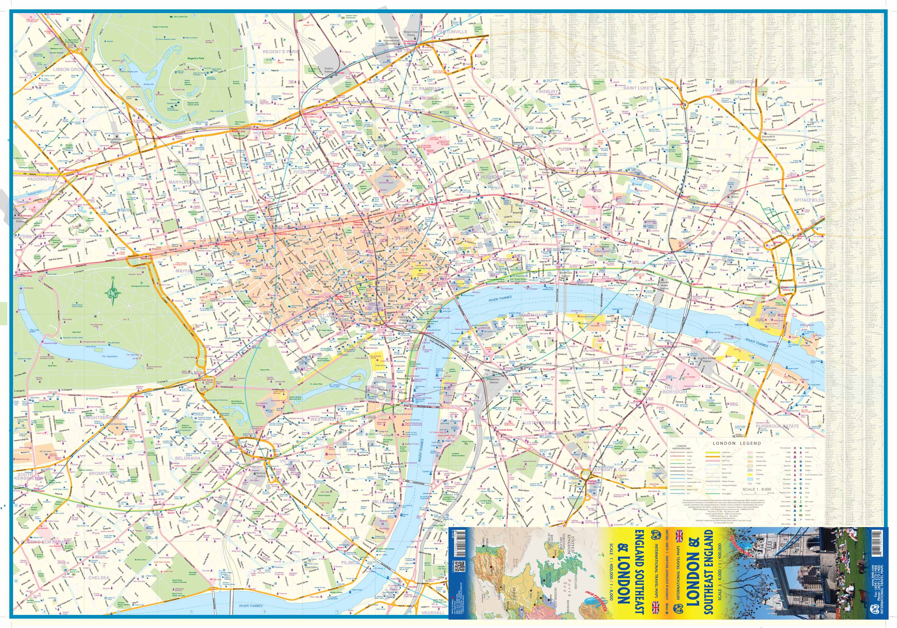 Map Of London England And Surrounding Area.Maps For Travel City Maps Road Maps Guides Globes Topographic Maps