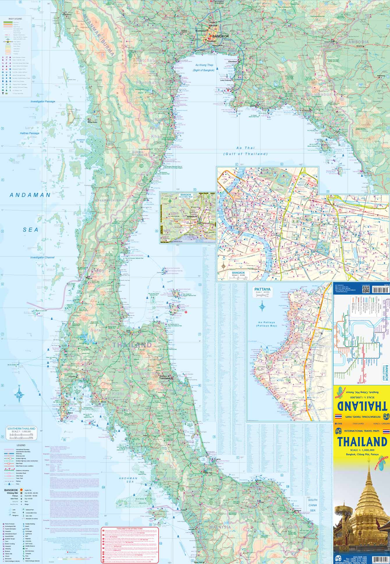 Thailand Topographic Map.Maps For Travel City Maps Road Maps Guides Globes Topographic Maps